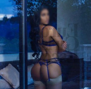 Kyriane ts independent escort in Meridian ID