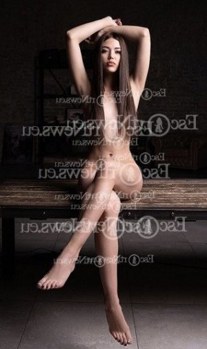 Anne-soizic incall escort