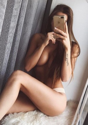 Camillette ts escorts